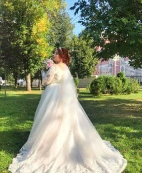 Заказать вещи по низким ценам, свадебное платье 50-52 размер