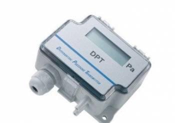 Преобразователи перепада давления DPT250-R8-D