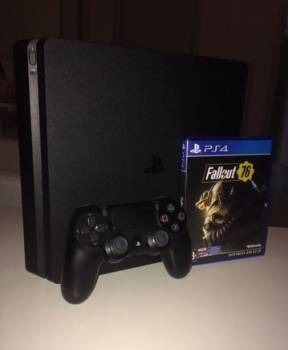 Sony Playstation 4 slim 1tb (ps4)