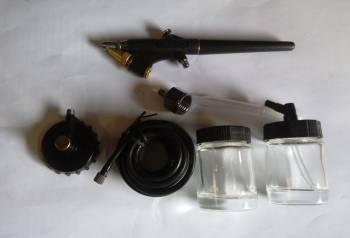 Аэрограф EGA, ключ замка зажигания опель вектра с