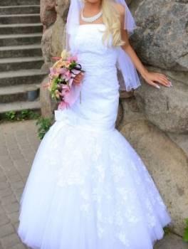 Продам шикарное свадебное платье, женские плавки цена