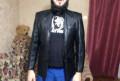 Мужская одежда большие размеры, кожаная куртка, Ставрополь