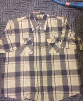 Рубашка новая, 60-62 размер, купить спортивные шорты адидас мужские