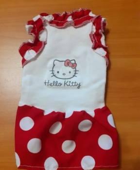 Платье для маленьких собак