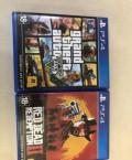 Игры PS4 GTA5 rdr2, Дубовое