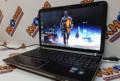 Игровой мощный ноутбук HP 15, 6/core i5/750/4/1gb, Шумерля