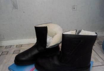 Ботинки треккинговые мужские коламбия, сапоги новые зима