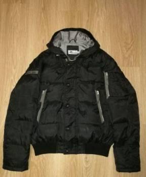 Пуховик savage 50-52, мужская одежда в стиле винтаж