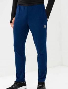 Штаны тренировочные Reebok EL jersey pant, мужские осенние куртки больших размеров