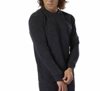 Купить мужские брюки в интернет магазине, мужской свитшот reebok training essentials marble