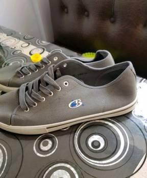Новые кеды, мужские ботинки бугатти
