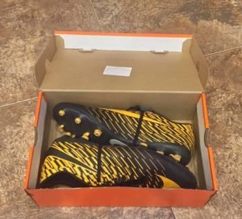 Футбольные бутсы Nike Bravata II FG, ботинки экко трек