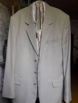Костюм мужской Leo Dalamenti + галстук и рубашка, вельветовые штаны мужские levis