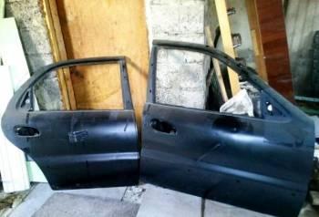 Двери KIA Clarus, щетки генератора рено логан 1 4 цена