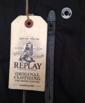 Replay. Оригинал, мужской костюм баско м-2