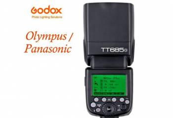 Вспышка Godox TT685O на Olympus / Panasonic