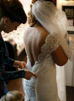 Свадебное платье, женская одежда impulse