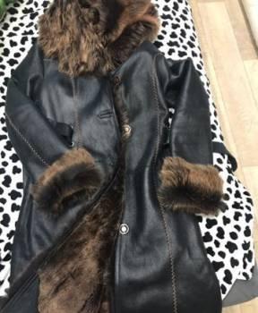 Дубленка, купить махровый мужской халат черный