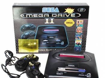 Sega mega drive 2 и 368 игр новая в упаковке
