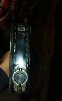 Накладка на задний бампер форд фокус 2 седан рестайлинг, магнитофон
