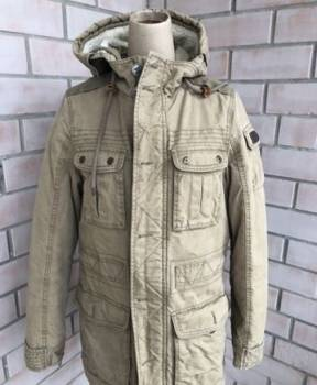 Парка/куртка Tom Tailor, куртка демисезонная мужская 19pg041