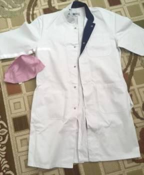Медицинский халат мужской, мужские шорты для тренажерного зала