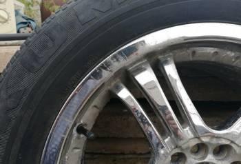 Колёса в сборе, купить бу тюнингованные колеса на прадо 150