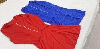 Отдам бесплатно два платья, лыжные костюмы женские спортмастер зимние