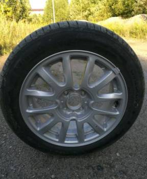 Колеса на бмв 5 серии f10, колесо