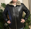 Толстовка на меху abercrombie fitch, куртка зимняя мужская, р-р 54, Екатеринбург