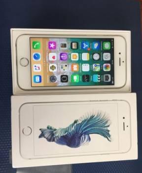 Продам iPhone 6S серебро 16Гб