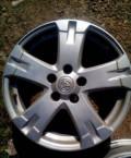 Диск колесный лада гранта, два диска Тойота R 17 5 х114, 3, Братск