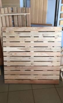 Трап деревянный-лиственница