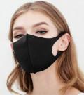 Маски для лица защитные, многоразовые от дыма, пыли и микроорганизмов